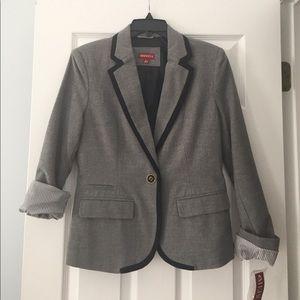 Jackets & Blazers - Gray blazer NWT